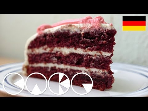 Red Velvet Cake Recipe Thermomix