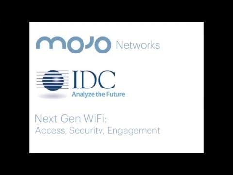 """IDC presents """"Next Gen WiFi: Access, Security, Engagement """" Webinar (Teaser)"""