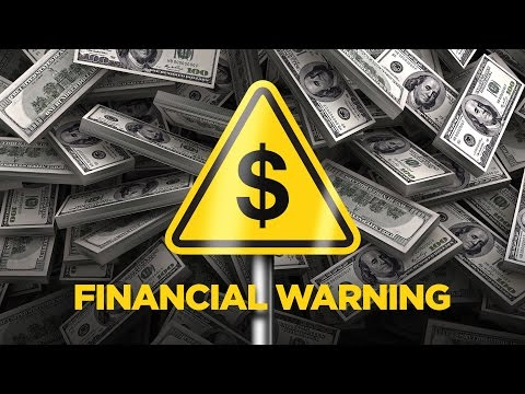 Financial Warning - CardoneZone