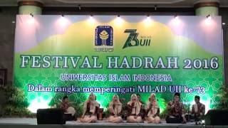 [5.67 MB] Al-Piars Festival Hadrah 2016 Milad 73 UII