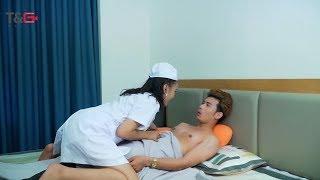 Cô y tá gặp Thanh niên giả bệnh Full HD | Phim Hài Mới Hay Nhất 2018 - Coi Cấm Cười 2018