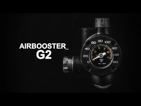 TOPEAK AirBooster G2