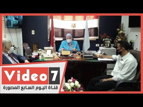 تعليم كفر الشيخ  استقبال طلاب الثانوية العامة بالمياه وغرفتين للعزل  - نشر قبل 4 ساعة