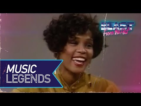 Whitney Houston Talks About 'The Bodyguard' Starring Alongside Kevin Costner | Blast From The Past
