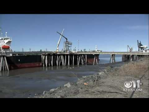 Municipality continues to call for funding to improve Anchorage's crumbling port