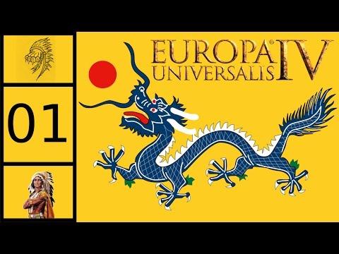 Europa Universalis 4 - Jurchen Tribe Jianzhou - A Manchurian Candidate forms Qing #1