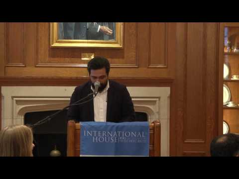 The Weight of Shadows: Jose Orduña | Global Voices Lectures, Conferences, Film Series