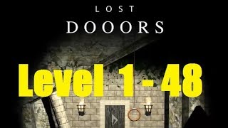Lost DOOORS - escape game Level 1 - 48