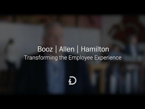 How Booz Allen Hamilton Transforms Their Employee Experience With Dynamic Signal