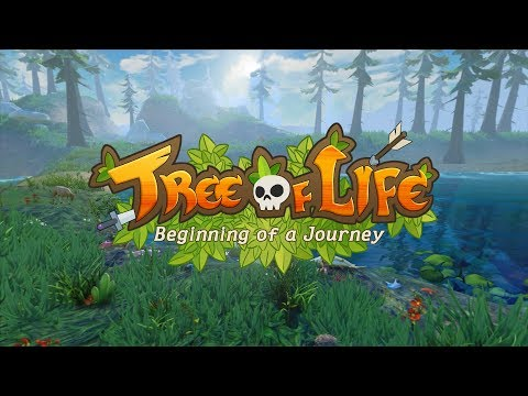 Tree of Life: Beginning of a Journey | Official Launch Trailer 2017 | Sandbox MMORPG