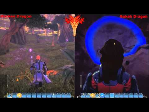Everquest Next Landmark Dual Gameplay – Eps. 4 – With Bokeh Dragon