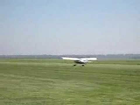 EuroFox Takeoff