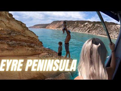 EXPLORING EYRE PENINSULA SOUTH AUSTRALIA