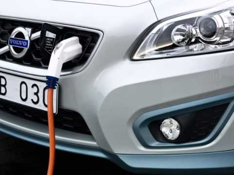 Volvo C30 Battery Electric Vehicle Review