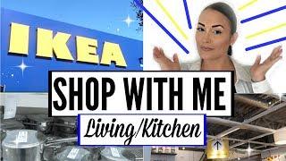 💙EP. 2  IKEA HAUL SHOP WITH ME 2018 ● IKEA HAUL ● IKEA LIVING ROOM + DINING ROOM + KITCHEN TOUR