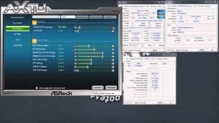 AsRock AXTU software [PCAXE.COM]