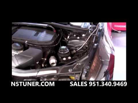N5TUNER Synapse Synchronic BOV Polished Charge Pipe BMW N54 135i 335i