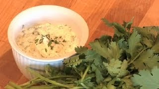 How To Make Cilantro Lime Mayo : Summer Party Drinks & Snacks