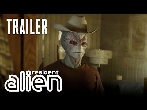 "SYFY's ""Resident Alien"" Trailer | Series Premiere January 27 | on SYFY"