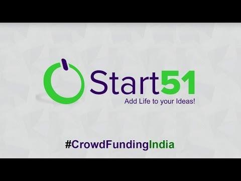 Crowdfunding India-Start51