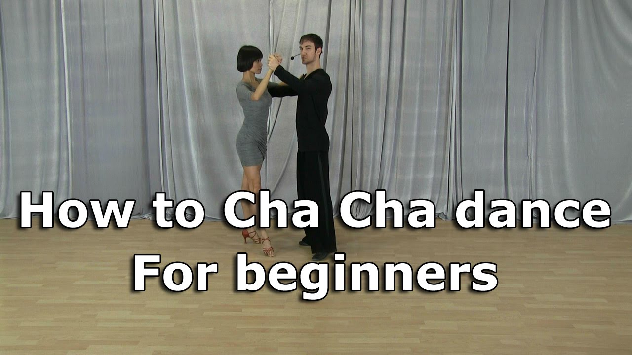 Cha Cha Dance Steps