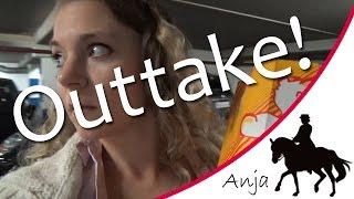 [OUTTAKE] Anja im Parkhaus - Preview REITTV Videopreis