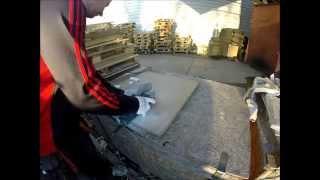 Cerpol - układanie łupka - szybko i efektownie