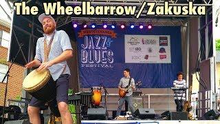 The Wheelbarrow/Zakuska - The Inner Urge // Westsylvania Blues & Jazz Fest
