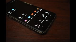 Download BLACK THEME for Samsung Galaxy S8, S8+ and Note 8 (FREE)