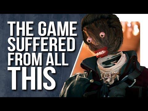 Ubisoft ADMIT neglecting Assassin's Creed