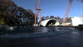 Orion Water Landing Drop Test – Nov. 8, 2011