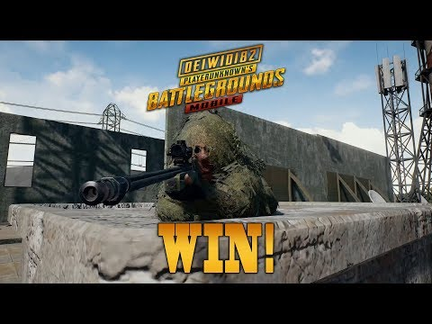 Deiwid182 Pro Sniper BR PUBG MOBILE!