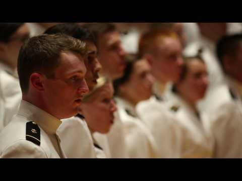 Naval Academy Glee Club Tribute To Pearl Harbor.