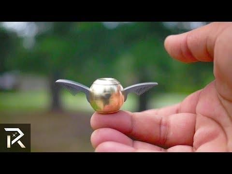 10 Weirdest Fidget Spinners Ever Invented