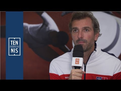 Le journal du capitaine Julien Benneteau (5) | FFT
