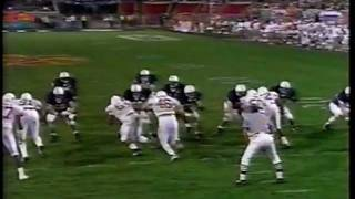 1997 Fiesta Bowl - Texas vs Penn State - 1/1/97