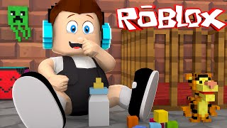 Roblox: AUTHENTIC BEBÊ !! ( Roblox Cute Kid ) thumbnail