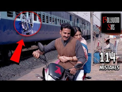 Download Youtube: [PWW] Plenty Wrong With Toilet (114 MISTAKES) : Ek Prem Katha Full Movie Hindi | Bollywood Sins #30