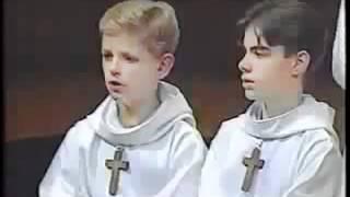 Cat Duet   Boys Choir