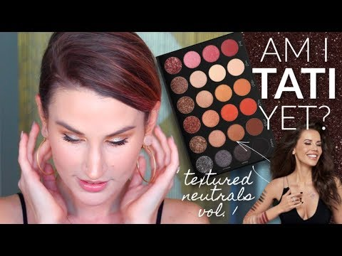 TATI BEAUTY: Textured Neutrals Vol. 1 | Unsponsored Review, Ingredients & Value | WORTH THE HYPE? thumbnail