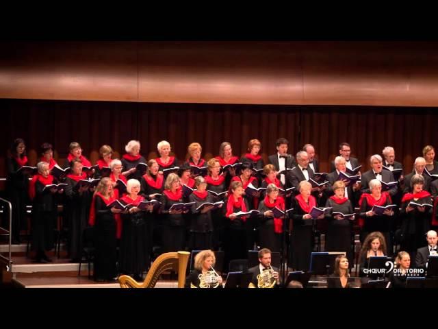 Choeur d'Oratorio de Montreux - Puccini - Messa di Gloria - Gloria