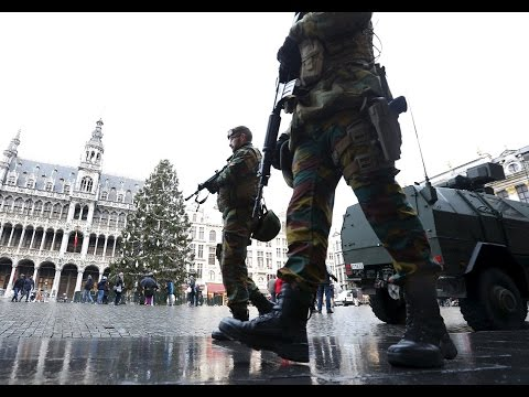Brussels lockdown: Belgian capital on top alert, key suspect slips past police raids