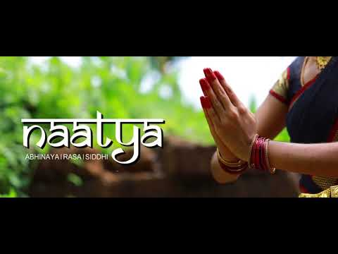 NAATYA | SEMI-CLASICAL DANCE VIDEO | DRSTA CREATIONS