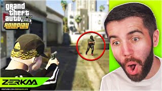 Selling Drugs In GTA 5 RP! *GONE WRONG*