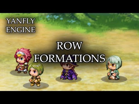 Row Formation (YEP) - Yanfly moe Wiki