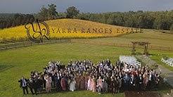 Yarra Ranges Estate, Melbourne Wedding Venue