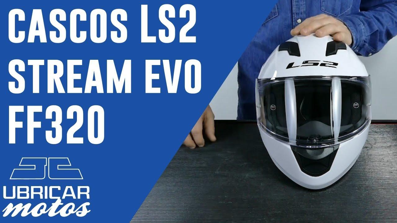 Download Cascos LS2 Stream Evo FF320