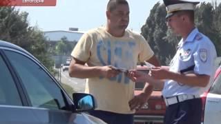 В Евпатории выявили автомобилистов-должников(, 2015-08-04T11:09:34.000Z)