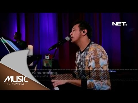 Nidji - Manusia Sempurna (Live at Music Everywhere) *
