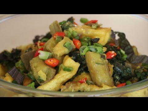 Cách nấu món chuối đậu ốc ngon   BẾP VIỆT 24